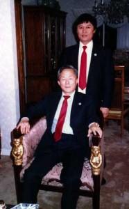 Gen.Choi & GM Lim